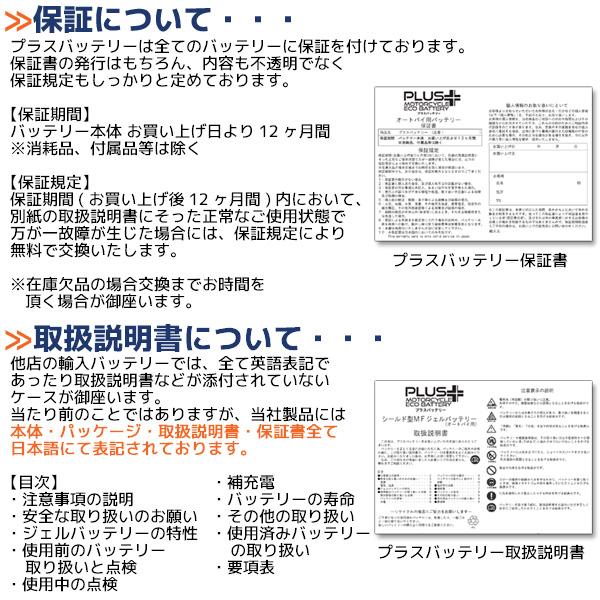プラスバッテリー詳細3