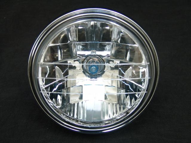 ZRX400/1200用(ZR400E/ZRT20A):リフレクターヘッドライト