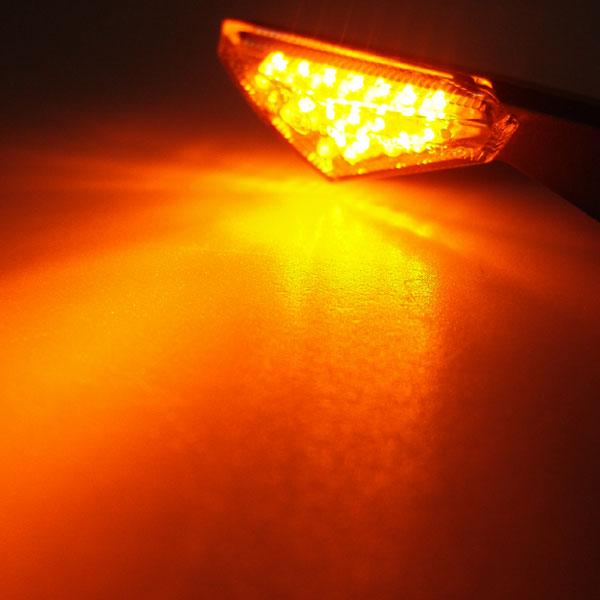 LEDウインカー 点灯イメージ