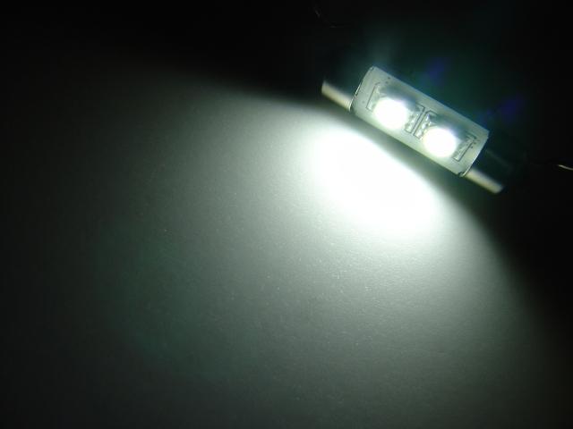 SMD LED キャンセラー付 点灯イメージ