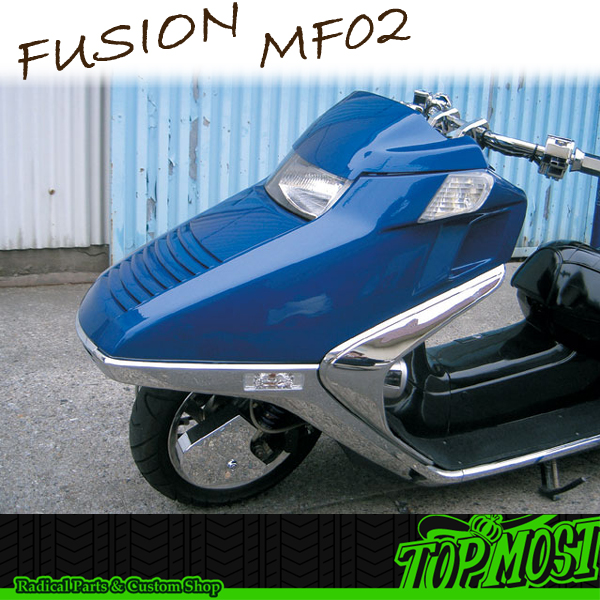 TOPMOST MF02 FRONT FACEMASK