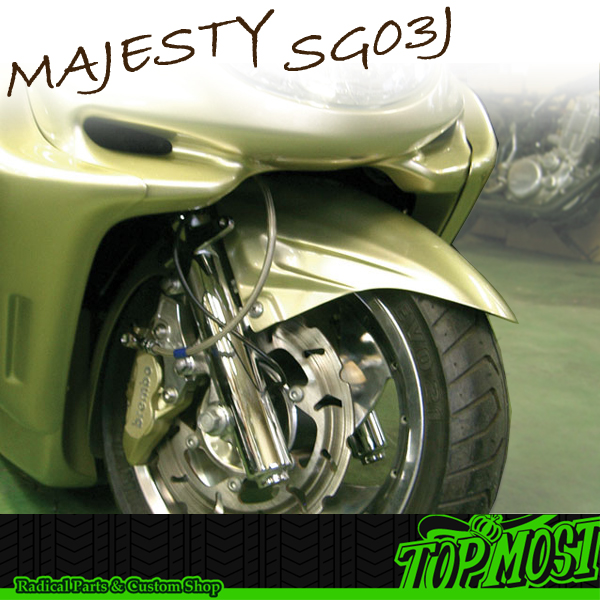 TOPMOST SG03J FRONT BOTTOMFENDER