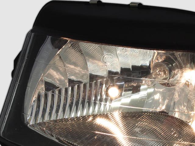 フュージョン MF02 マルチ リフレクター ヘッドライト