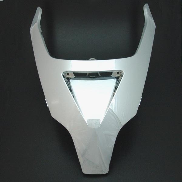 MF02メッキフロントガーニッシュフェイスマスク