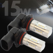 15W LED/HB 2個セット