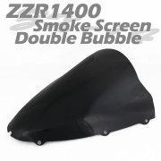 ZZR1400スモークスクリーン