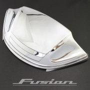 フュージョン用(MF02):メッキ フロント マスク