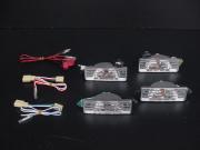 ホンダ フュージョン MF02 ユーロウインカーマーカー ユーロマーカー ユーロサイドマーカー