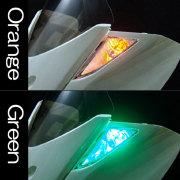SG03J 2色セット グリーン