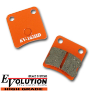 エボリューションハイグレードブレーキパッド EV-162HD