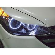 汎用 33連 LED/SMD ホワイト発光 イカリング/エンジェルリング
