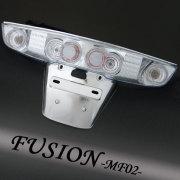 フュージョン用(MF02):ユーロテールランプユニット/フルクリア(TYPE-2)