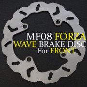 MF06 ウェーブタイプブレーキディスクローターF