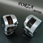 フォルツァZ 250用(MF08):メッキ スイッチボックス