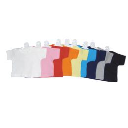 チビTシャツ<カラー> ピンク
