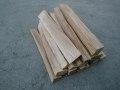 ロケットストーブや焚付で使える小さな細い薪 広葉樹ミックス10束セット ただいま送料無料キャンペーン