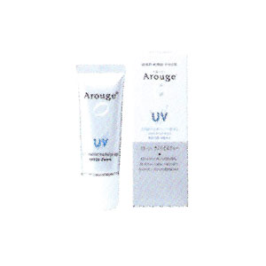 【15%0FF】 アルージェ UV モイストビューティアップ 25g(日焼け止めベース乳液 SPF20・PA++)