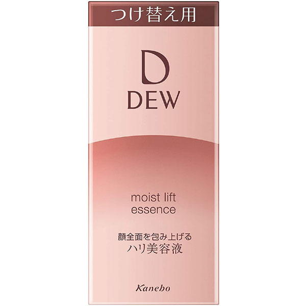 【25%OFF】 DEW-デュウ- モイストリフトエッセンス (レフィル) 45g (美容液)