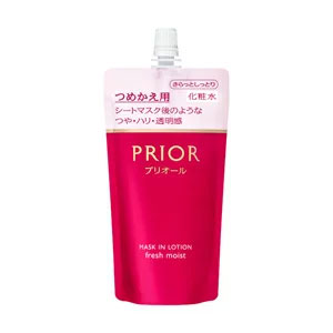 【20%OFF】 資生堂 プリオール マスクイン化粧水 さらっとしっとり つめかえ用 140ml(化粧水)