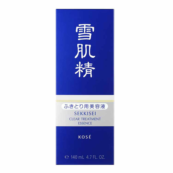 【20%OFF】 雪肌精 クリア トリートメント エッセンス 140ml (ふきとり用美容液)