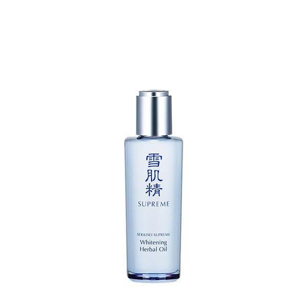 【20%OFF】雪肌精 シュープレム ホワイトニングク ハーバル オイル 40ml(薬用美白オイル)(医薬部外品)