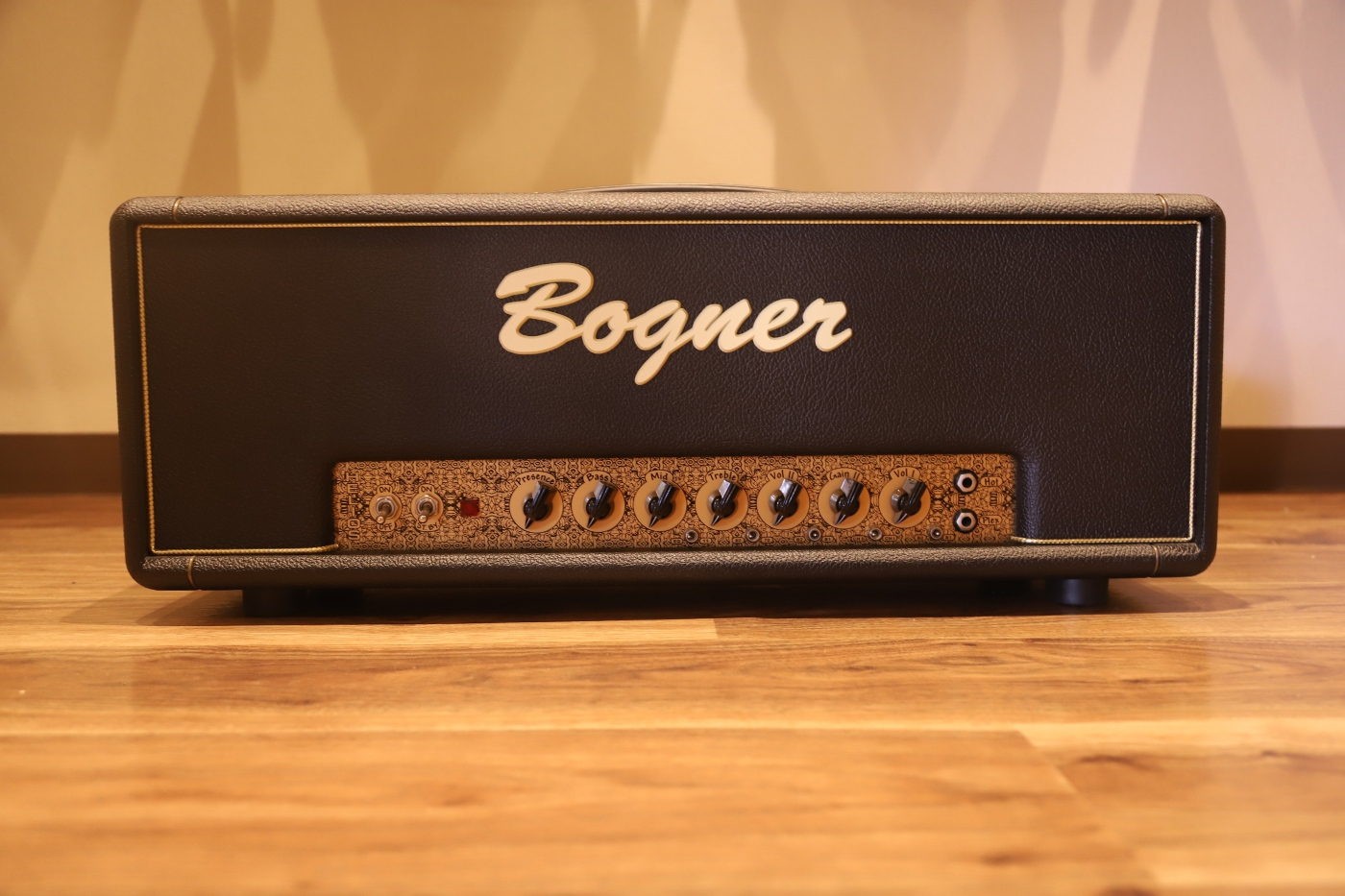 【中古商品】【送料無料になりました♪】BOGNER HELIOS 50 [S/N 105301] ボグナー ヘリオス50 ギター ヘッドアンプ 現状お渡し【即納可能】