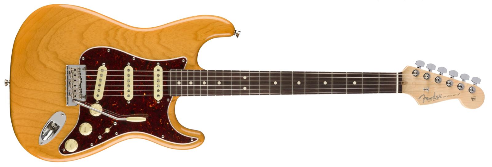 【送料無料】Fender LIMITED EDITION LIGHTWEIGHT ASH AMERICAN PROFESSIONAL STRATOCASTER®  フェンダー ストラト【即納可能】