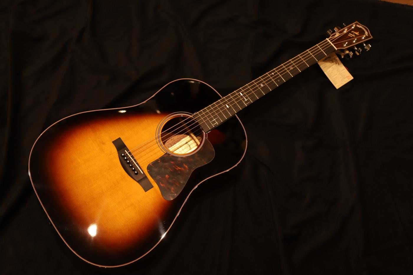 【展示品大特価】【送料無料】HEADWAY HJ-523/STD SB ヘッドウェイ アコースティックギター 【即納可能】