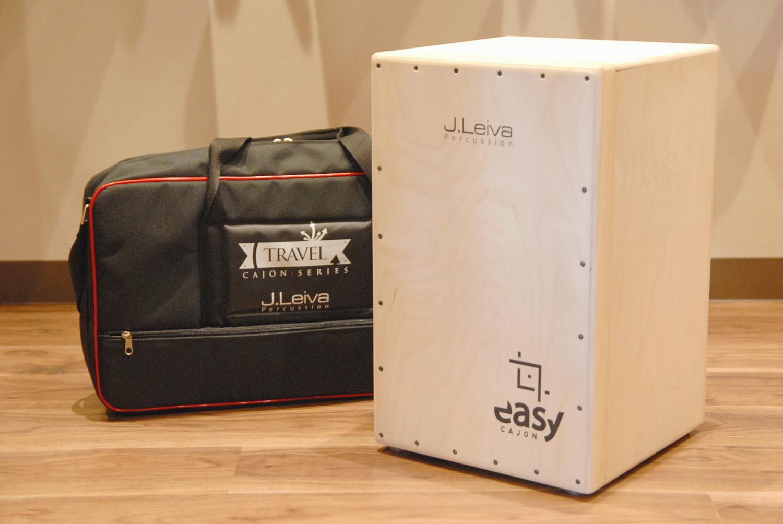 【即納♪】J.Leiva Easy Cajon 折りたたみ式カホン【スペイン製】