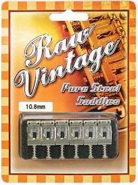 """RawVintage サドル """"Gotoh Japan""""type RVS-108  10.8mm/0.425"""" 【ネコポス便(ポスト投函)でお届けします。】【代引不可です】"""