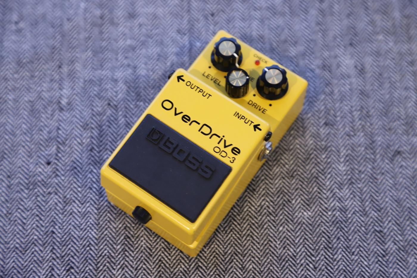 【中古商品】BOSS OD-3【即納可能】