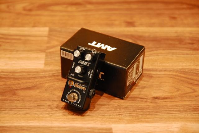 【送料無料】【大特価!!】AMT ELECTRONICS AMTエレクトロニクス O-Drive mini ORANGEアンプ・エミュレート [6245] ディストーション【返品・交換不可】