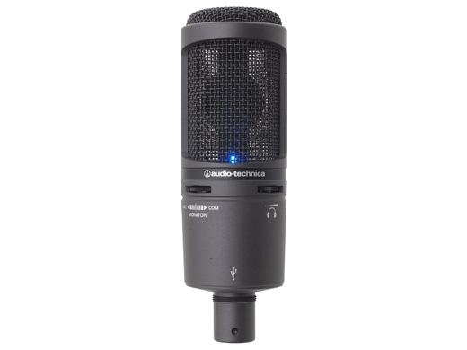 【送料込】audio-technica オーディオ・テクニカ AT2020USB+ USBマイクロホン