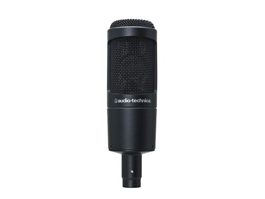 audio-technica オーディオ・テクニカ AT2035 バックエレクトレット・コンデンサー型マイクロホン【現在、即納できます。】