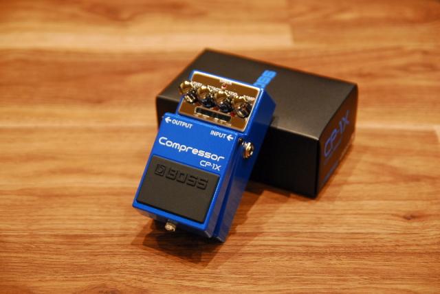 【送料無料】BOSS ボス CP-1X Compressor コンプレッサー【カードご決済で即納可能!】