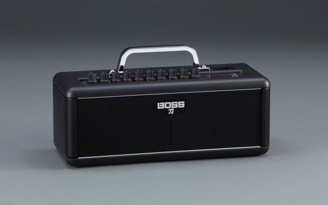 【送料無料】 BOSS KATANA AIR Guitar Amplifier ボス 刀 カタナ エアー ギターアンプ ワイヤレス【即納可能♪】