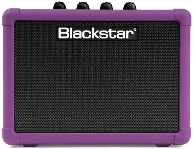 【送料込】BLACKSTAR FLY 3 PURPLE ミ二ギターアンプ 限定カラー パープル