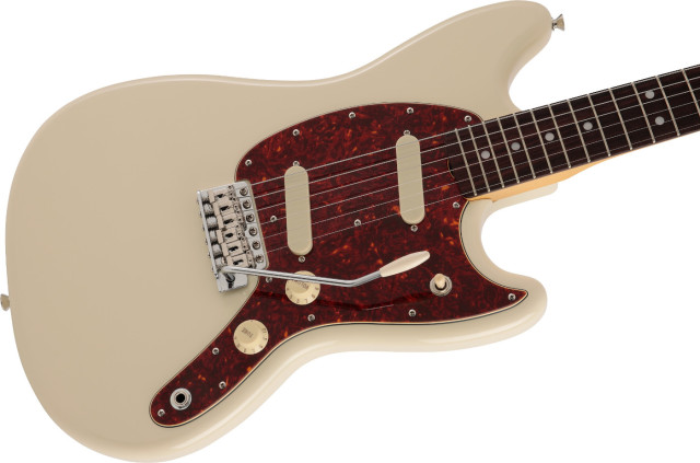 【送料無料】Fender 《フェンダー》 CHAR MUSTANG  チャー ムスタング