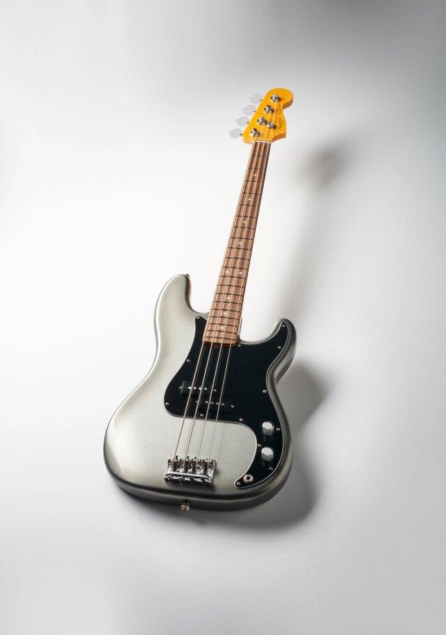 【送料無料】Fender American Professional II Precision Bass RW/Mercury [フェンダー アメリカン プロフェッショナル II]