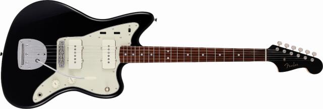 FENDER 《フェンダー》 2021 Collection, MIJ Traditional 《トラディショナル》60s Jazzmaster®, Rosewood Fingerboard, Black