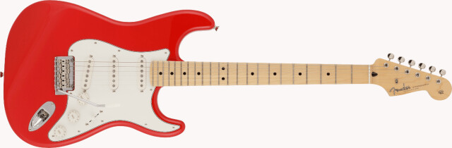 FENDER 《フェンダー》 MADE IN JAPAN HYBRID II《ハイブリッド》 STRATCASTER M/Modena Red