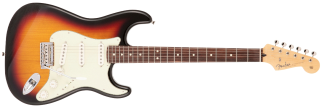 FENDER 《フェンダー》 MADE IN JAPAN HYBRID II《ハイブリッド》 STRATCASTER R/3TS