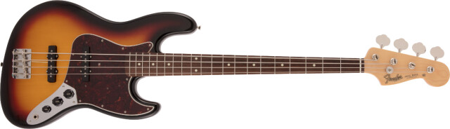 FENDER 《フェンダー》 MADE IN JAPAN TRADITIONAL 《トラディショナル》 60s Jazz Bass R/3TS 3-Color Sunburst