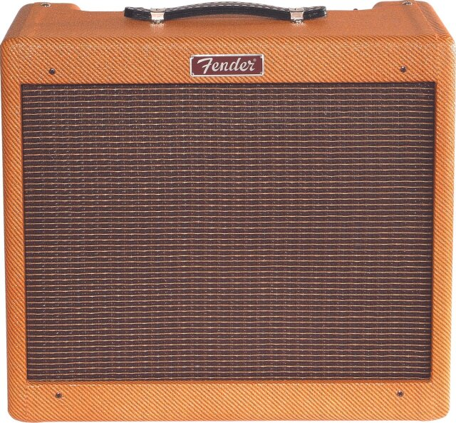 "FENDER《フェンダー》BLUES JUNIOR LACQUERED TWEED<br>15W / 12"" Jensen"