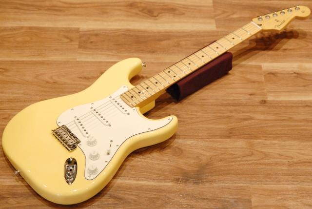 【新品】【送料無料】Fender PLAYER STRATOCASTER® Buttercream フェンダー プレイヤー ストラトキャスター バタークリーム 【即納可能♪】