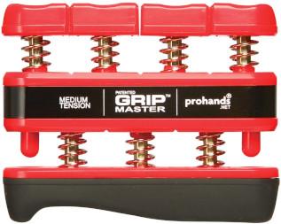 PROHANDS GRIPMASTER GM-14002 /Medium/3.1kg Red  /ギターアクセサリー