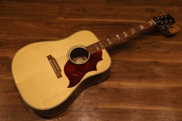【送料無料】Gibson Hummingbird Studio 2019 AN (Antique Natural) ギブソン ハミングバード スタジオ アンティークナチュラル【即納可能♪】