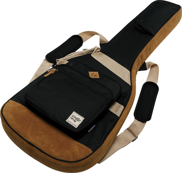 【送料無料】Ibanez アイバニーズ IGB541-BK POWERPAD DESIGNER COLLECTION エレキギター用ソフトケース アイバニーズ/Black/ブラック(黒) 【軽くおり畳んで出荷いたします】