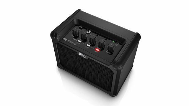 【新商品】IK Multimedia IRIG MICRO AMP