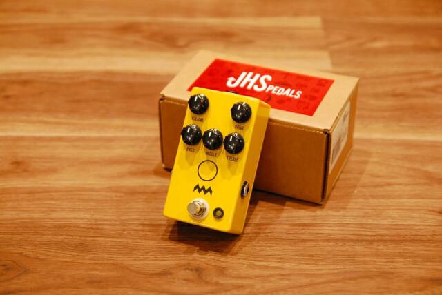 【送料無料】JHS Pedals JHSペダル Charlie Brown V4 Overdrive オーバードライブ【正規品】